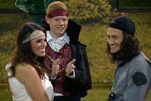 Big Brother's Amanda And McCrae Hold Fake Wedding [Photos]