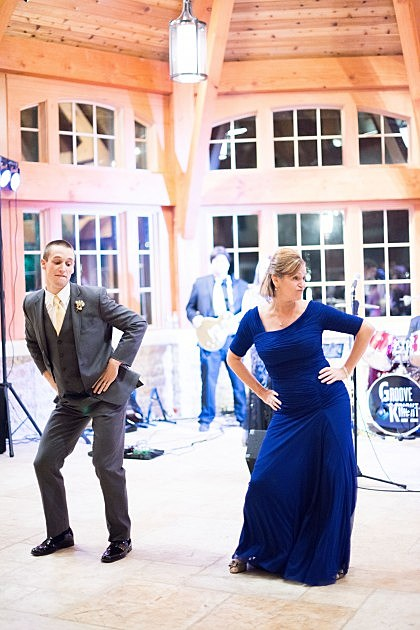 A Wedding Reception Mother Son Dance To End All Dances Video