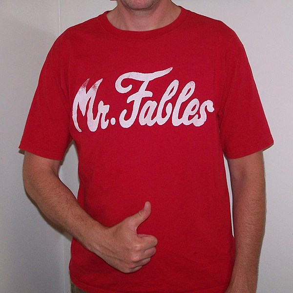 What do you think would you like mr fables to return for Insane inflatable 5k shirt