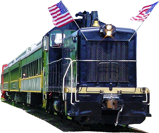 Courtesy Coopersville & Marne Railway