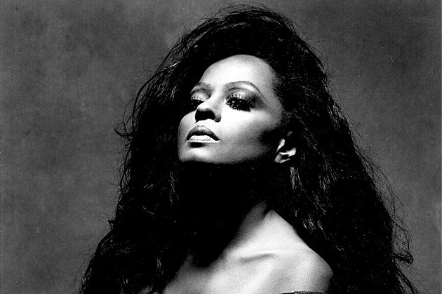 Diana Ross/Courtesy Meijer Gardens
