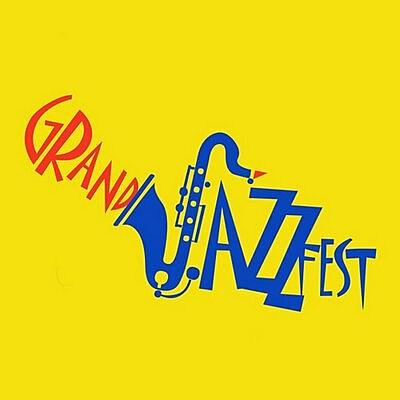 GRandJazzFest logo