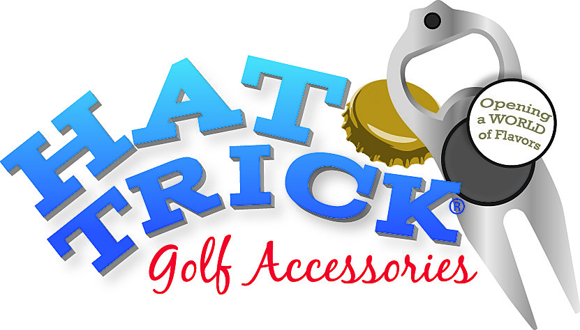 Hat Trick Golf Logo