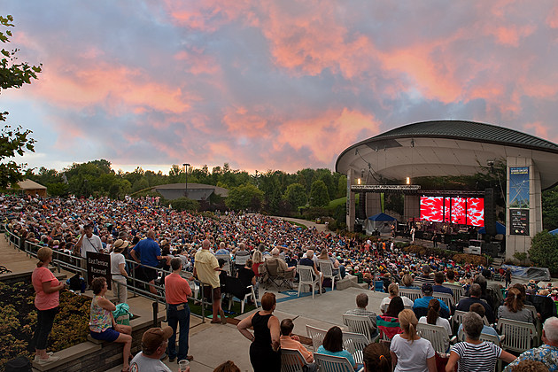 Free Meijer Gardens Tuesday Night Concerts Announced