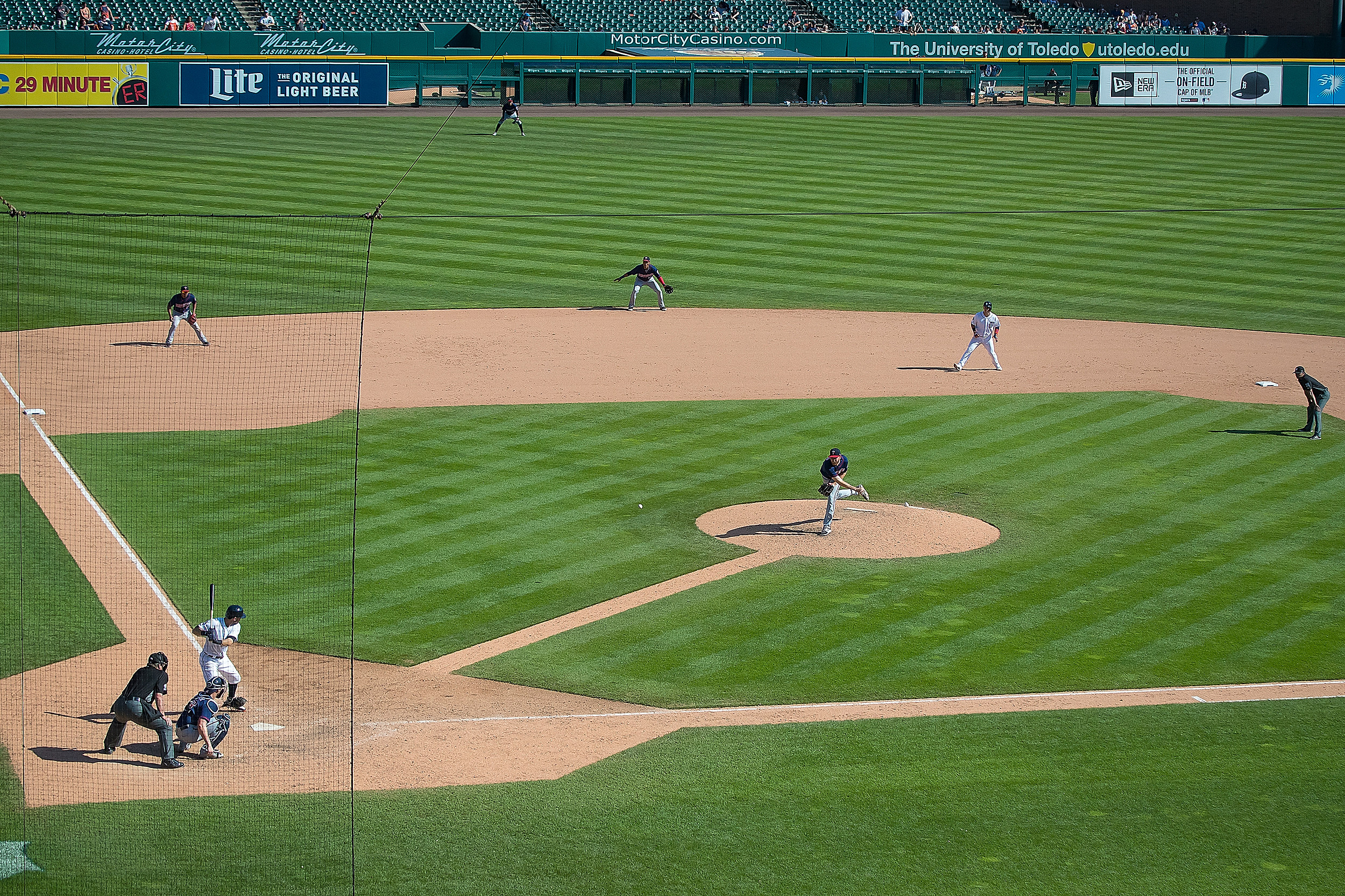 Minnesota Twins v Detroit Tigers
